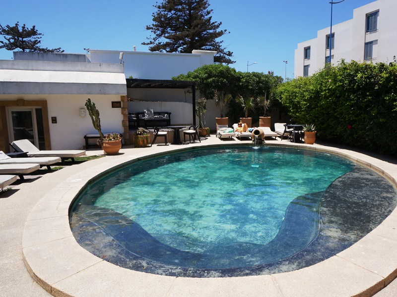 Pool Komfort Hotel Essaouira