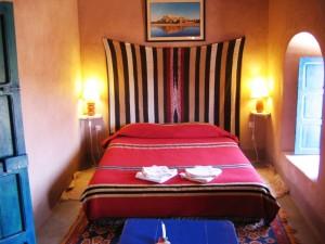 Hotelzimmer Ait Benhaddou