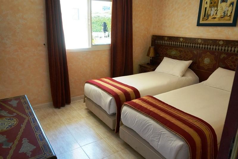 Zimmer Hotel Essaouira