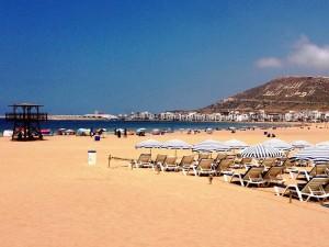 Rundreise Familienreise Strand in Agadir
