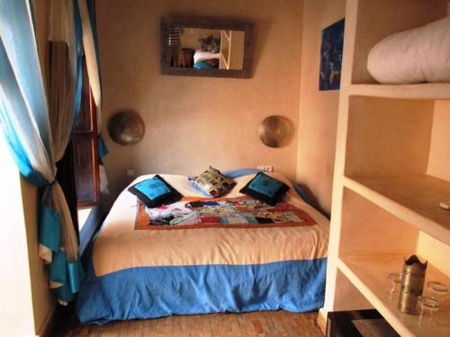 stilvolles Zimmer in Marrakesch