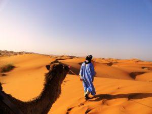 Wüstentour Merzouga