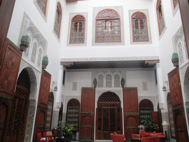 Komfort Riad Fes