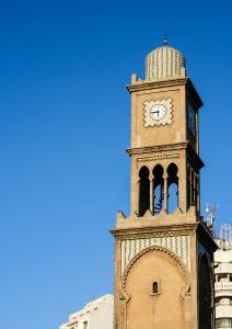 Zeitumstellung in Marokko
