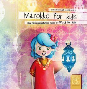 Marokko Reiseführer für Kinder