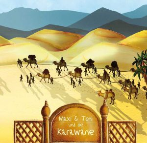 Marokko Reiseführer für Kinder Blick ins Buch
