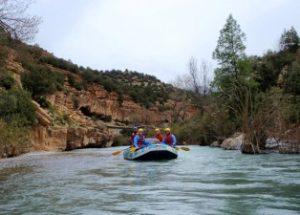 Rafting Ouzoud & Ouzoud Wasserfälle
