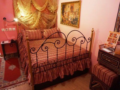 Städte in Marokko Casablanca Hotelzimmer Rundreise Marokko Norden