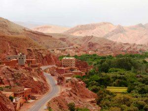 Dadestal Marokko