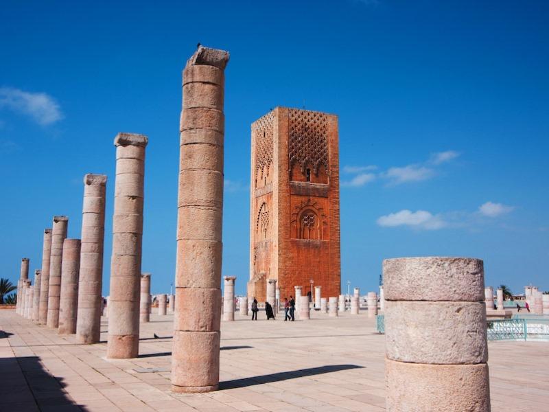 Rabat Stadt