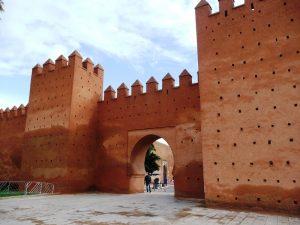 Städte in Marokko Rundreise Stadttor Rabat