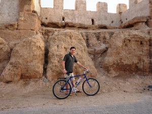 Fahrradtour Wanderung Marokko Taroudant