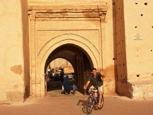 Radtour in Taroudant