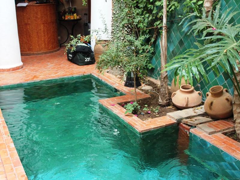Riad mit Pool Taroudant