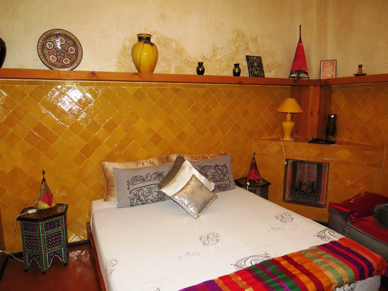 Zimmer Riad mit Pool Taroudant