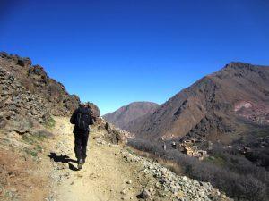 Wanderung Marokko Imlil Guide Wandern