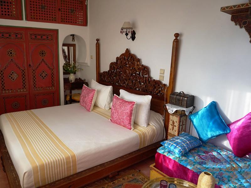 Zimmer Riad Chefchaouen