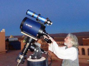 Sternwarte Marokko: Sternbeobachtung in Zagora