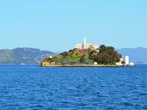 Kalifornien Rundreise: Gefängnisinsel Alcatraz