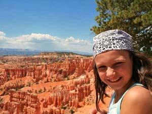 Nach dem Zion National Park: Fahrt zum Bryce Canyon mit Kindern