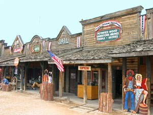 Cowboy Ranch: Westernstädte in den USA