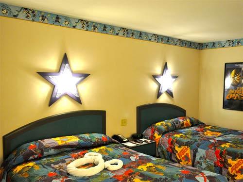 Hotelzimmer in Orlando