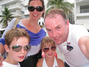 Florida Highlights: Familie in Miami