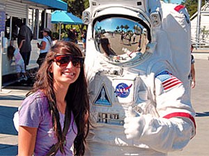 Kennedy Space Center bei Cocoa Beach