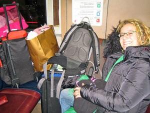 Gepäck bei einer USA Reise