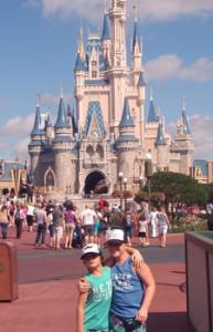 Sunshine State: Disneyschloss in Orlando