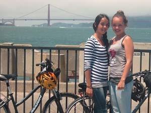 ALcatraz San Francsisco: Sausalito in San Francisco