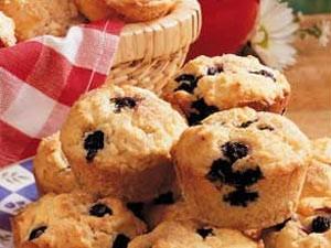 Sequoia National Park: Muffins für Zwischendurch