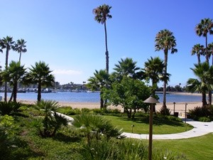 Kalifornien Rundreise: Strand in Los Angeles
