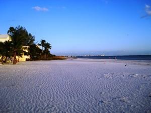 Strand von St. Pete Beach