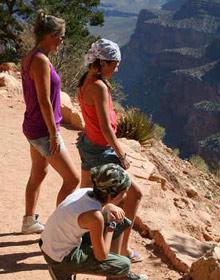 Südwesten USA: Aussicht auf den Grand Canyon