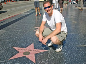 Walk of Fame in Los Angeles