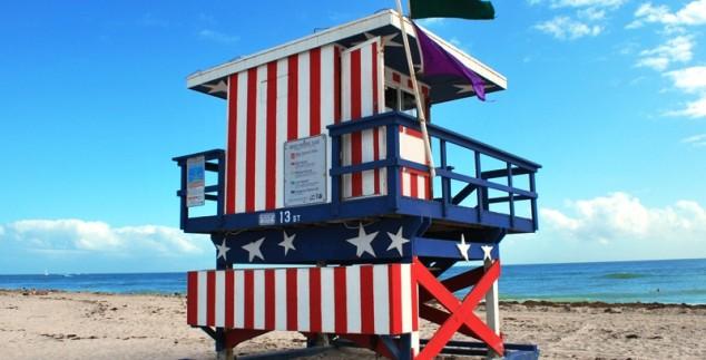 Strandhaus in Florida