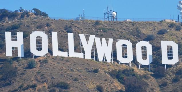 Hollywood Zeichen in Los Angeles
