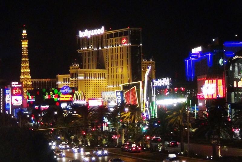 Las Vegas bei Nacht