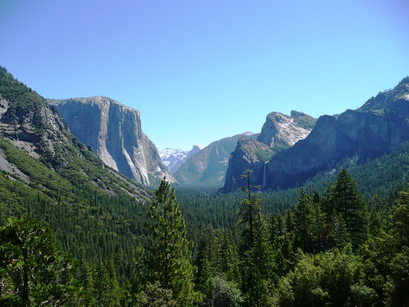 Warum in die USA reisen? Yosemite Nationalpark