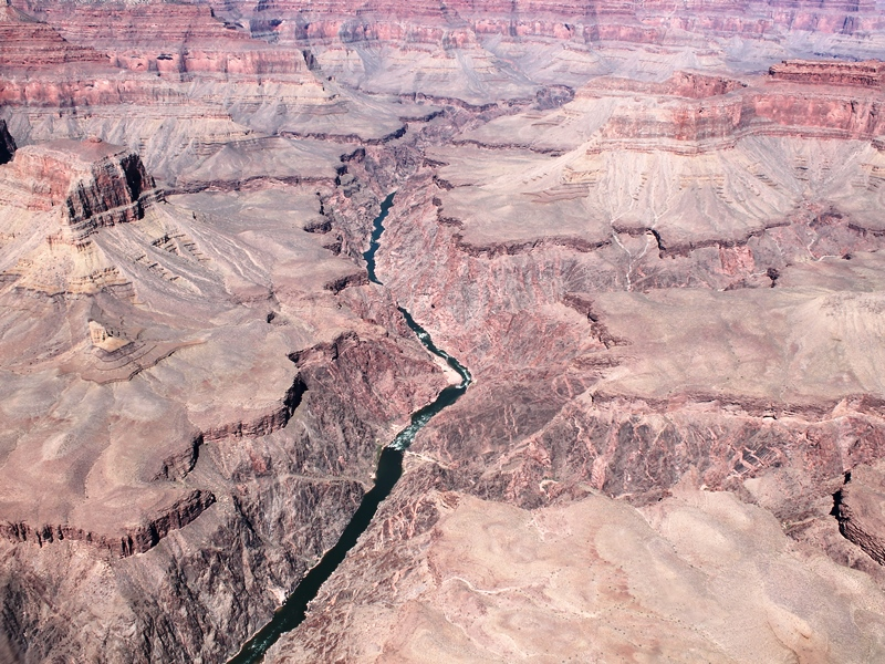 Aussicht auf den Grand Canyon