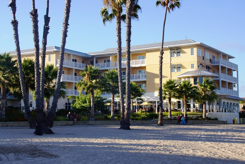 Familienhotel in Marina Del Rey