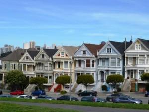 San Francisco und die Seven Sisters