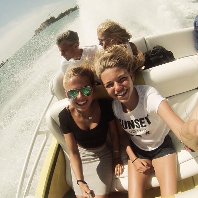 Aufregende Speedboat Tour entlang Miami Beach