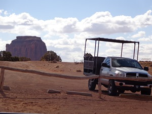 Jeep Tour im Monument Valley