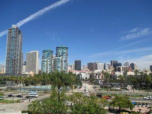 USA Familienreise: Skyline San Diego