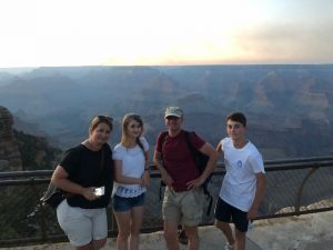 Unvergessliche Momente am Grand Canyon