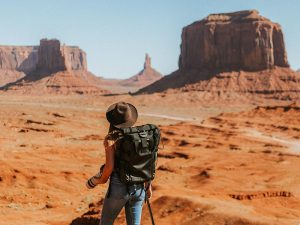 Monument Valley: Camping & Wandern in der Natur
