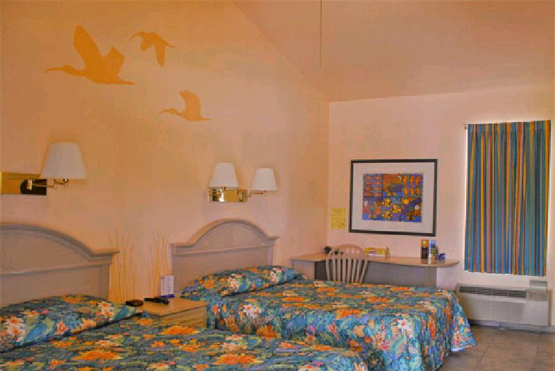 Everglades Hotel - Schlafzimmer