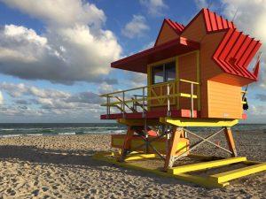 Florida mit Teenagern - Miami